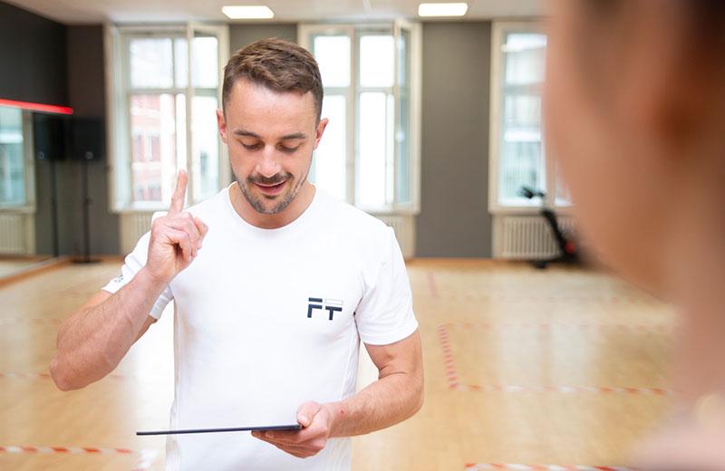 Felix T - Personal Training